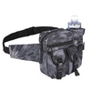 Waterproof Women Men Hiking Waist Bag Water Bottle For Outdoor Tactical