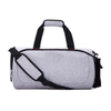 Custom Waterproof Travel Sports Gym Duffel Bag With Shoe Compartment
