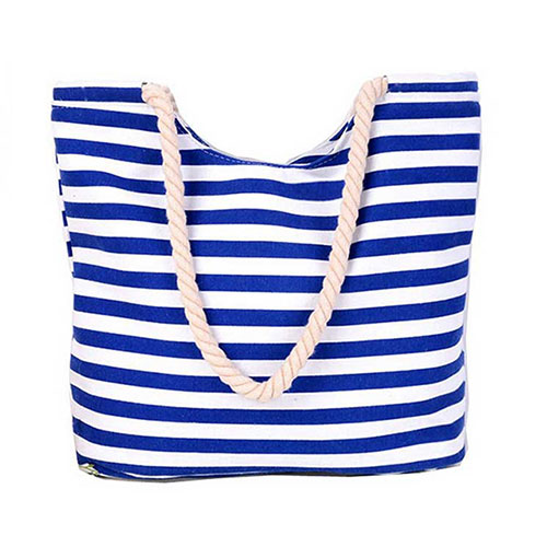 Beach Totes Bags With Zipper