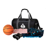 Best Sport Gym Bags With Wet Pocket And Shoes Compartment For Men And Women