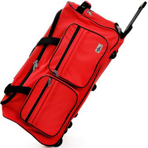 Maximum 100L Sports Gym Rolling Wheeled Duffle Bag Trolley Bag on Hot Sale