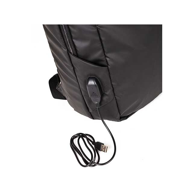 Travel Computer & Laptop Backpack Bag With USB Charging Port