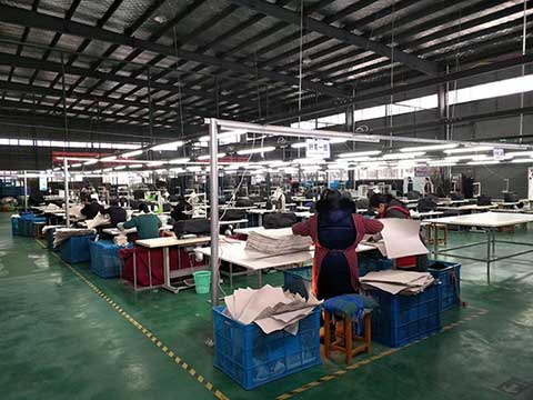Wellpromotion bag factory