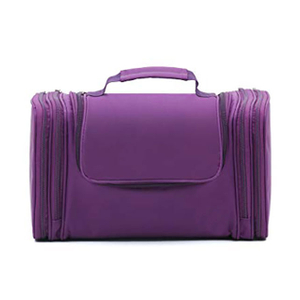 Huge Capacity Compartment Toiletry Bag And Makeup Organizer Suitable For Both Home And Travel
