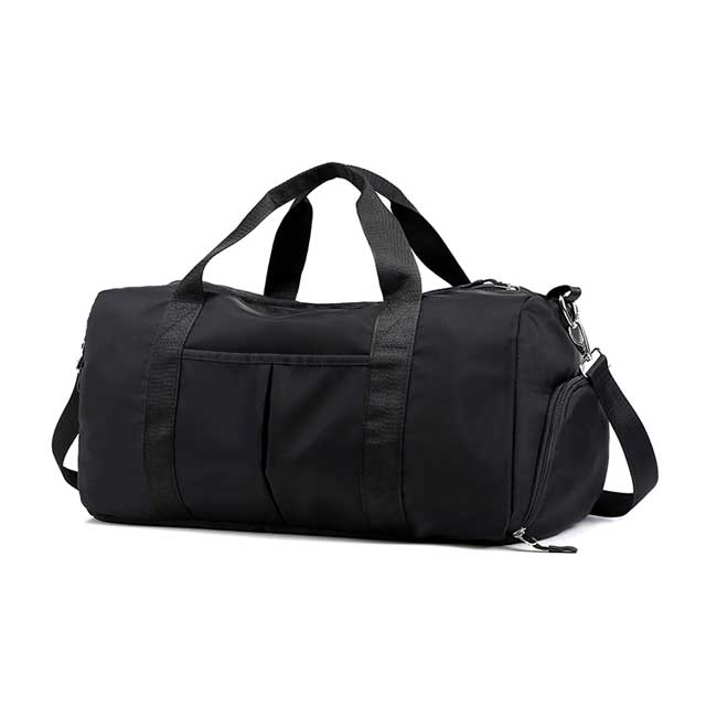 Sports Gym Bag Travel Duffel Bag with Dry Wet Pocket & Shoes Compartment for Women and Men